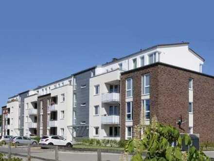 Schöne, Neubau-4-Zimmer-Erdgeschosswohnung mit Terrasse, Balkon und EBK in Langenhagen