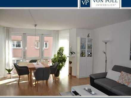 Helle und zentrale 2-Zimmer-Wohnung