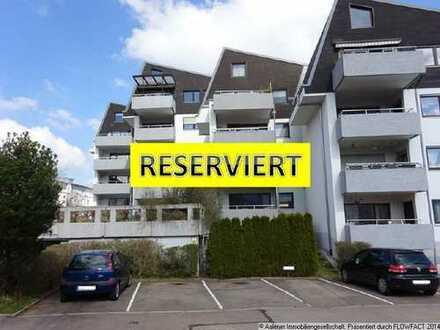 RESERVIERT! Vermietete 2,5-Zimmer-Wohnung mit Balkon in Aalen-Hofherrnweiler