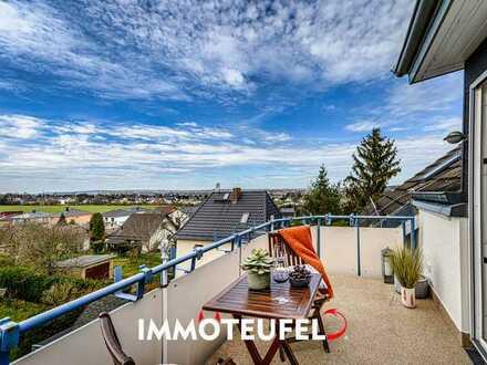 Luxuriöse Maisonette Wohnung mit Traumausblick in Chemnitz/Adelsberg +++ Ein Haus im Haus+++