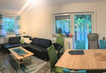 kleine Wohnung in neuwertigem Zustand in guter Lage von Sulzbach/Nähe Altstadt