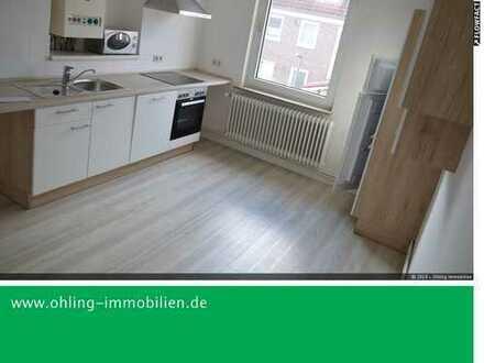 sanierte 3-Zimmer Wohnung in der Auricher Innenstadt