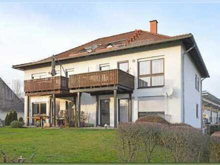 Ansprechende Maisonettewohnung mit Garage in beliebter Lage von Harleshausen