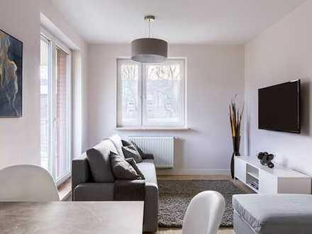 Erstbezug: Großzügig geschnittene 3-Zimmer-Wohnung zum Wohlfühlen