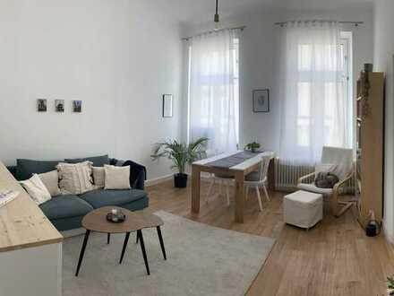 Schöne 2 Zimmer-Altbau Wohnung in Innenstadtnähe
