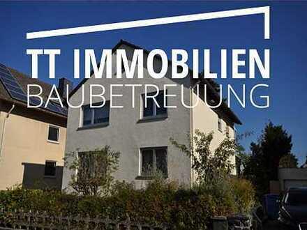 Freistehendes 1-2-Fam.-Haus mit idyllischem Grundstück in Büttelborn-West