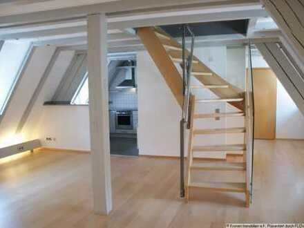 Besondere Wohnung in besonderer Lage - Ulmer Fischerviertel