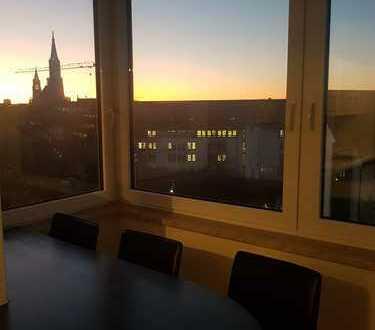 Stilvolle, neuwertige 4-Zimmer-Wohnung mit EBK in Ulm