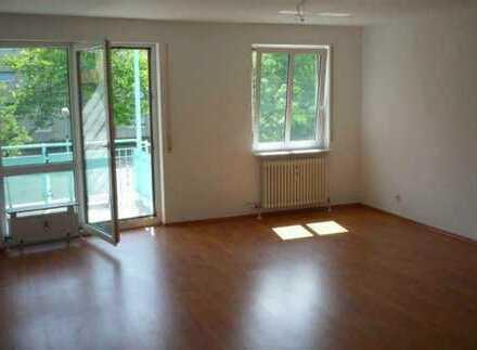 Zentral gelegene 1-Zimmerwohnung in der Karlsruher Weststadt.