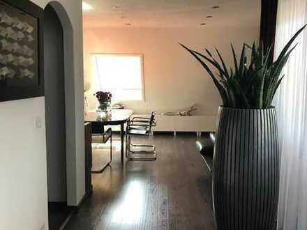 Tolle Wohnung im Herzen von Neckarsulm mit Dachterrasse