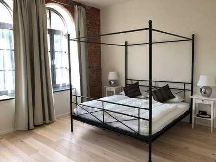 Raffinierte 2-Zimmer Wohnung im Fabrikloft zum Erstbezug!