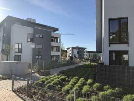 Luxus-Erdgeschosswohnung mit ca. 220 m² Gartenanteil