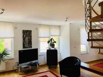 Neuhermsheim - 3,5 ZKB-Maisonette Wohnung für gehobene Ansprüche