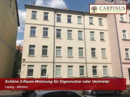 Schöne 2-Raum-Wohnung für Eigennutzer oder Vermieter