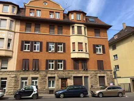 Derzeit vermietete Laden-/Büroeinheit in Stuttgart-Ost