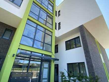 Luxuriöse Penthauswohnung im neuen Brettener Dienstleistungszentrum