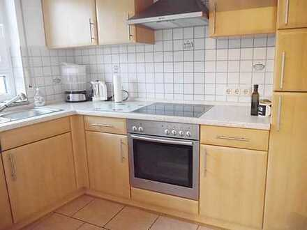 Helle und großzügige 4-Zimmer mit Einbauküche, TL-Bad, Balkon,Gäste-WC