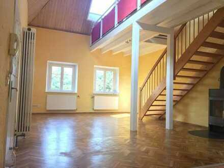 Ayl - Schönes Haus mit Galerie im Wohn-/Essbereich und Dachterrasse