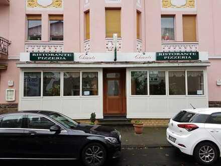 Restaurant Pizzeria Italien/ Deutsch Tel. 0261-16555