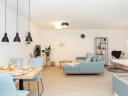 Edle DG-Wohnung, lichtdurchflutet mit Loggia, Tageslichtbad und Gäste-WC. TOP!