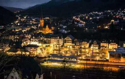 Gepflegte 4-Zimmer-Wohnung mit EBK mit Blick über Lennestadt