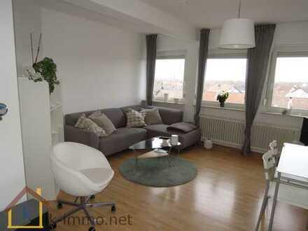 Zentral gelegene helle 2-Zimmer-Wohnung in Nieder-Rodenbach