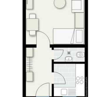 Schöne 1- Zimmer Wohnung