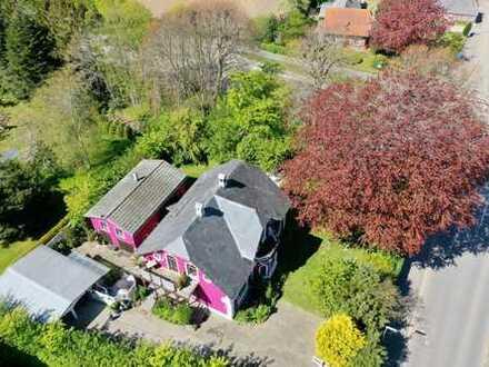 Traumhafte Jugendstil - Villa Bj. 1904 in zentraler Lage in 24972 Nübelfeld zu verkaufen.