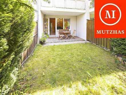 MUTZHAS - Geräumige Gartenwohnung in absolut grüner Lage