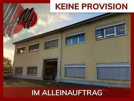 KEINE PROVISION ✓ IM ALLEINAUFTRAG ✓ SOFORT VERFÜGBAR ✓ Lager (200 m²) & Büro (40 m²) zu vermieten