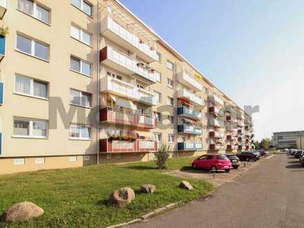 Naturnah und in Uni-Nähe: Bezugsfreie 4-Zi.-ETW mit Balkon in Eberswalde