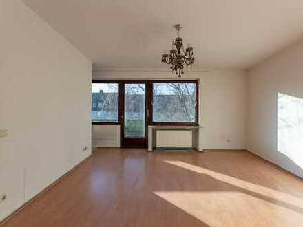 1,5 Raum in ruhiger Lage im Südostviertel mit Balkon
