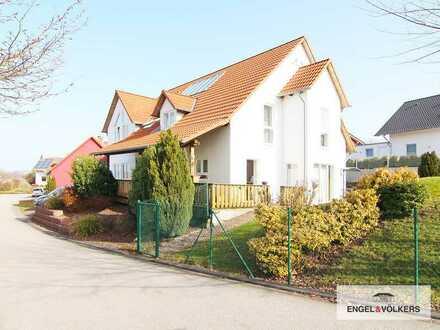 Großzügiges Einfamilienhaus mit Fernblick!