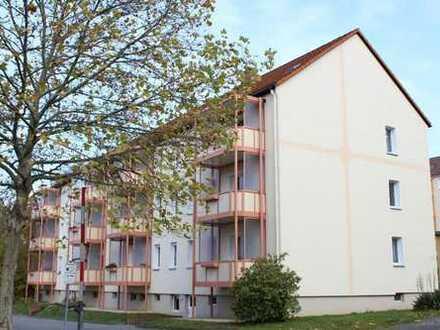Schnell zugreifen! Modern sanierte 3-Raum-Wohnung mit Balkon im Wasserturmgebiet