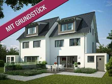 Das Familien-Doppelhaus - Ruhig und grün wohnen in Kötitz