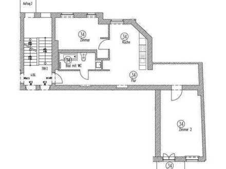 *West-Balkon* toll geschnittene 3-Zimmer mit Ausblick*