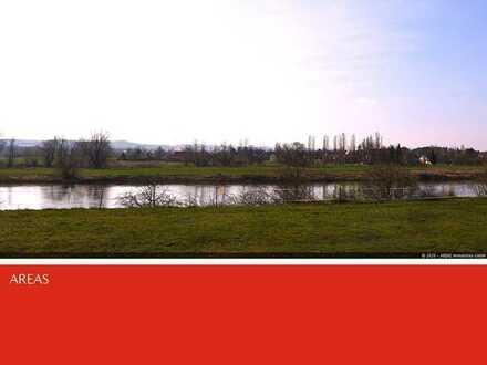 AREAS: Baugrundstück direkt an der Elbe, ohne Hochwassergefahr, in Dresden-Söbrigen zu verkaufen.