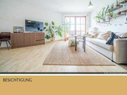 Schön geschnittene, helle 2- Zimmer Wohnung in Landsberg am Lech