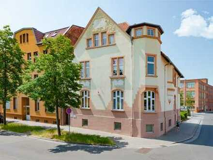 Altbaucharme trifft Moderne: Büroflächen direkt am HBF Dessau