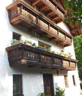 Am Ortsrand gelegene idyllische 4-Zimmerwohnung mit Balkon