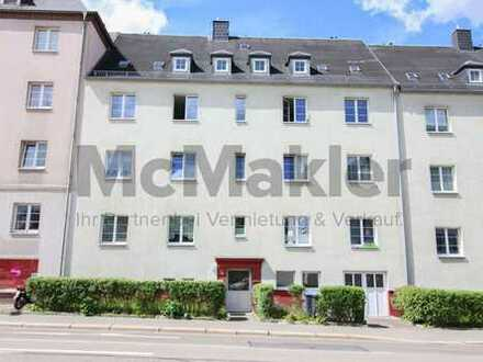 Kapitalanlage im Lutherviertel: Vermietete 2-Zimmer-Wohnung in attraktiver Lage