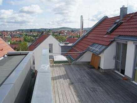 Wieder frei! Penthouse - Top Möbliert in Winnenden - Fully furnished in Winnenden!