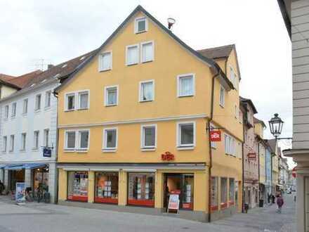 Dachgeschosswhg. in historischer Altstadt