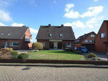 Kleine Doppelhaushälfte in Nordhorn