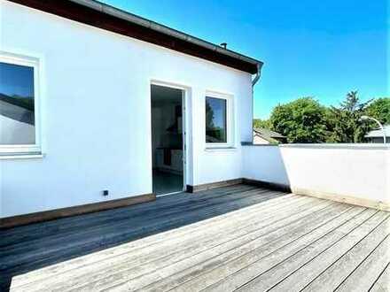 LEHNITZSEE-IMMOBILIEN: 2-Zimmer-ETW mit Dachterrasse