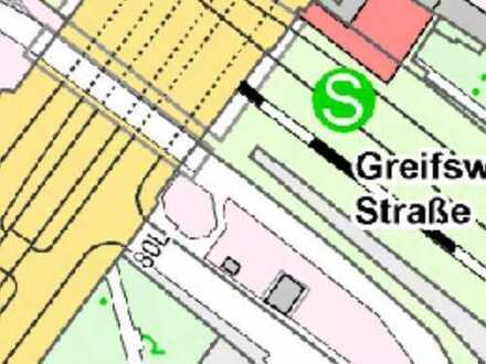 Direkt-S-Bahn- Ausgang- Ca. 100 qm Handelsfläche für Imbiss oder Einzelhandel zu vermieten