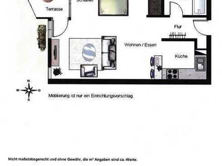 Schöne, geräumige ein Zimmer Wohnung in München, Sendling