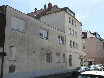 Ca. 231 m² große Lager- und Freifläche in Gelsenkirchen Schalke