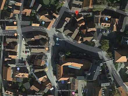 Thurnau Zentrum - Einfamilienhaus mit Nebengebäude und flächiger Dachterasse
