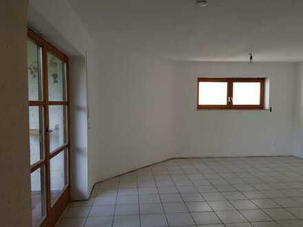 1-Zimmer-Terrassenwohnung mit Gartenanteil und neuer Einbauküche in Gaiberg (ca. 9 km bis HD)